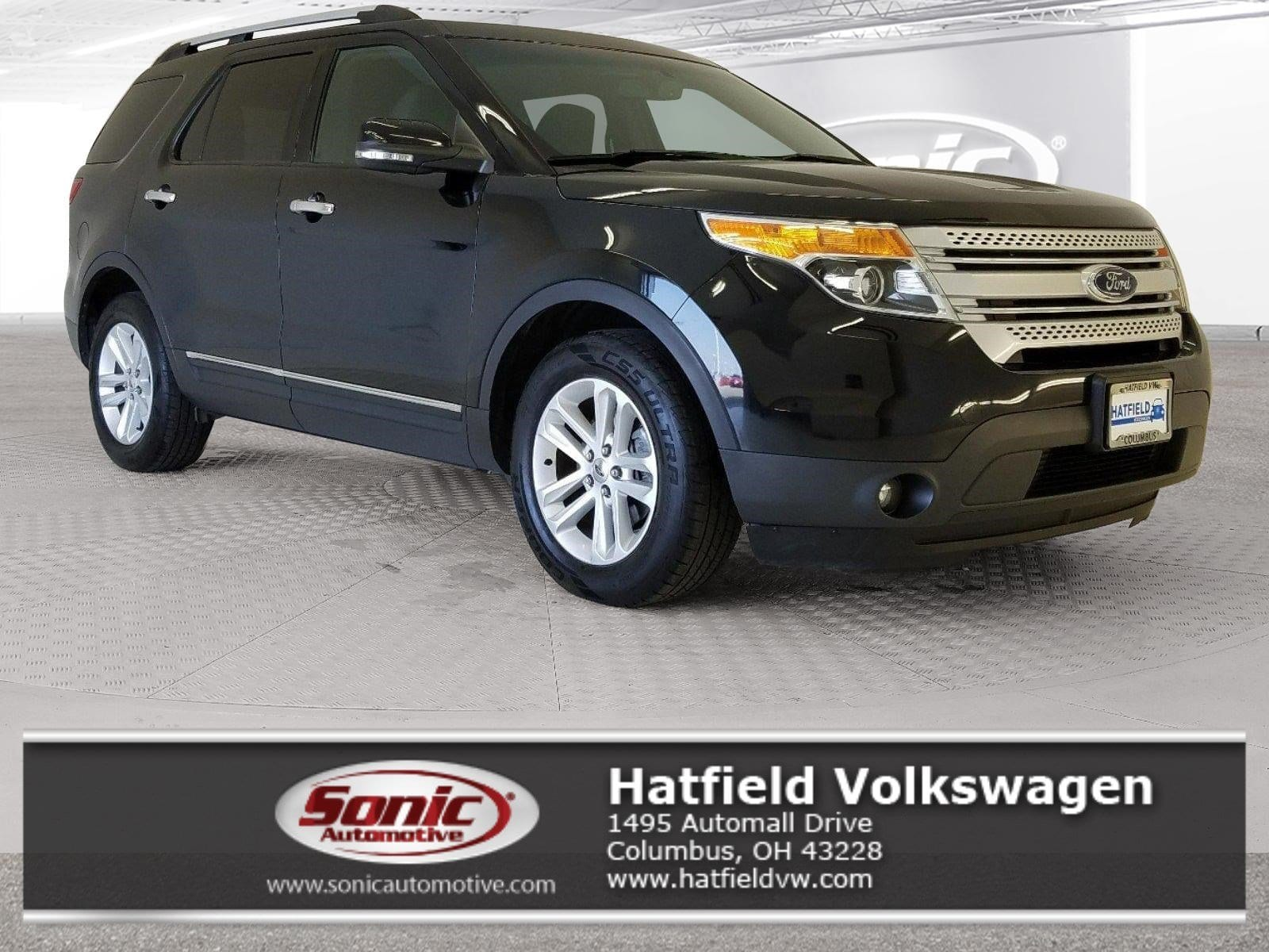 Photo 2011 Ford Explorer XLT FWD 4dr SUV in Columbus