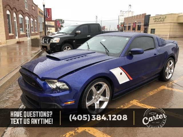 Photo Pre-Owned 2014 Ford Mustang ROUSH STAGE 3 RWD 2D Coupe