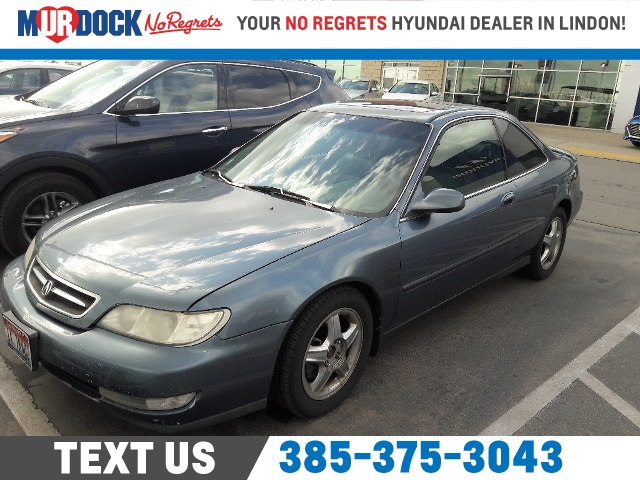 Photo Used 1997 Acura CL 3.0 Premium Package Coupe in Lindon