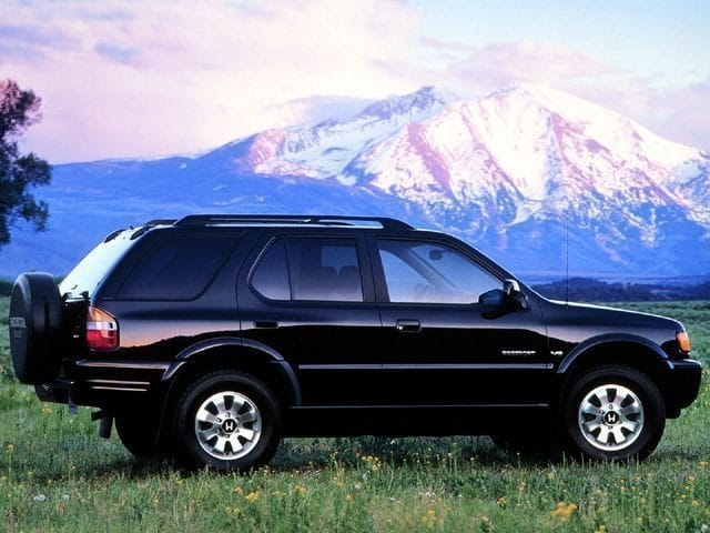 Photo 1999 Honda Passport SUV 4WD For Sale in Springfield Missouri