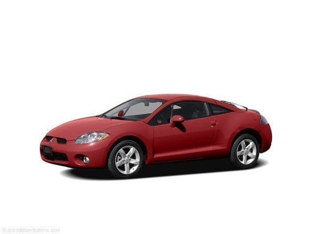 Photo Used 2007 Mitsubishi Eclipse GT Coupe for SALE in Albuquerque, NM