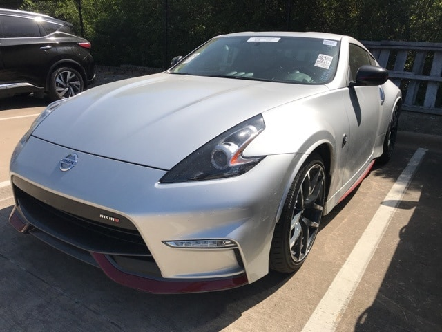 Photo Pre-Owned 2017 Nissan 370Z Nismo Coupe For Sale in Frisco TX