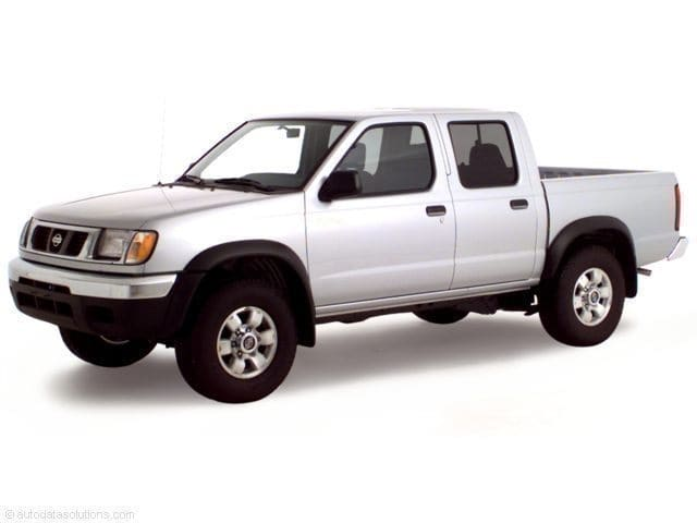 Photo Pre-Owned 2000 Nissan Frontier Truck Crew Cab in Jacksonville FL