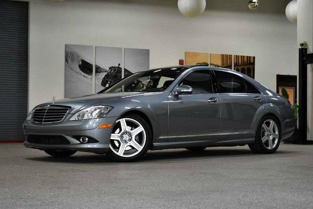 Photo 2007 Mercedes-Benz S-Class S 550 AMG Sport Package