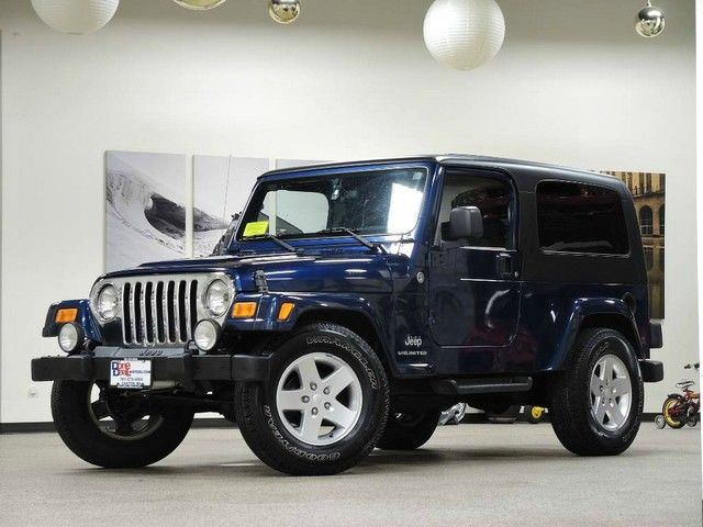 Photo 2005 Jeep Wrangler Unlimited