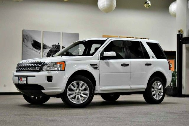 Photo 2012 Land Rover LR2 HSE