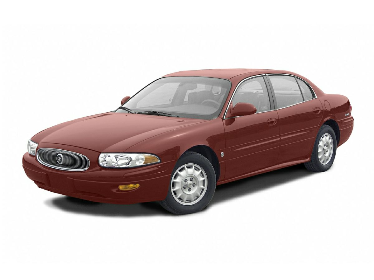 Photo Pre-Owned 2002 Buick LeSabre Custom in Little RockNorth Little Rock AR