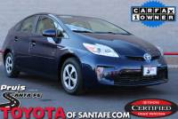 Certified Pre-Owned 2015 Toyota Prius Three With Navigation