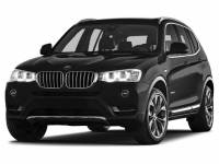 2015 BMW X3 xDrive28i xDrive28i SAV All-wheel Drive