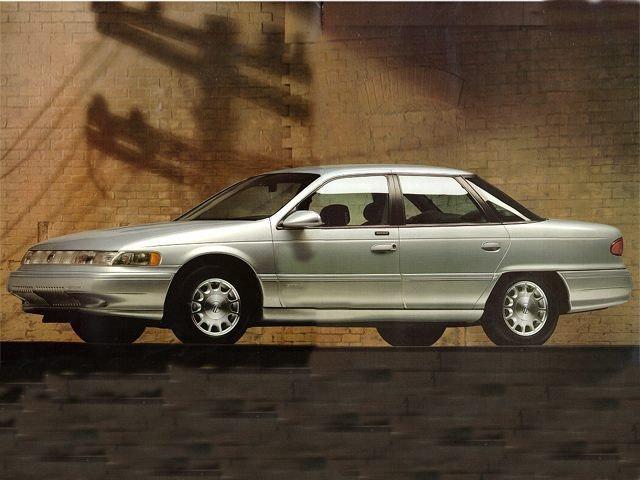 Photo 1995 Mercury Sable GS Sedan 6