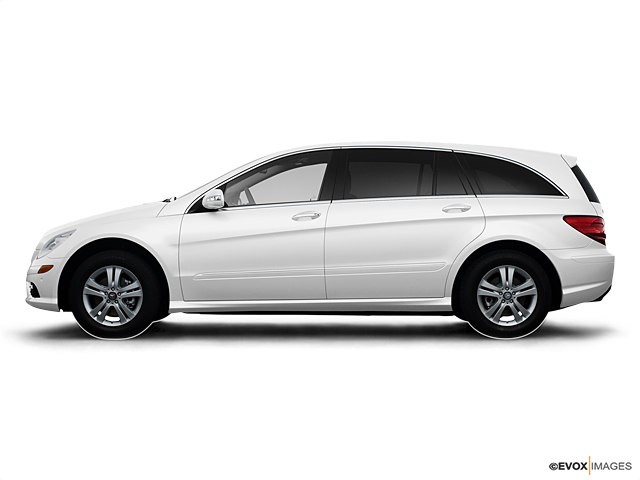 Photo Used 2008 Mercedes-Benz R-Class Stock Number1339A For Sale  Trenton, New Jersey