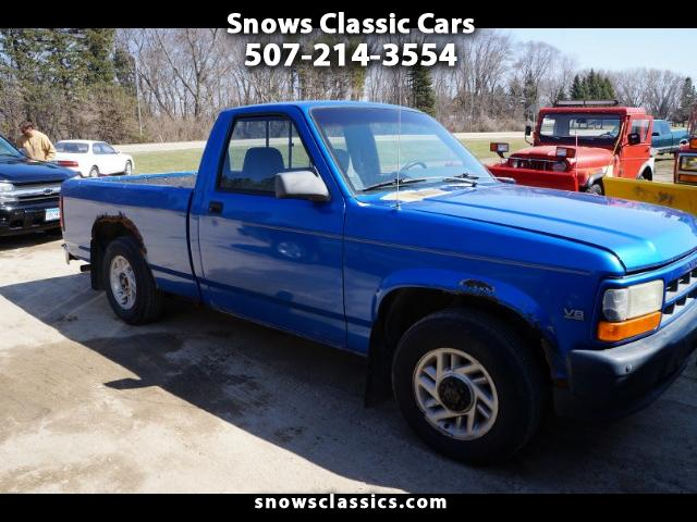 Photo 1993 Dodge Dakota Sport Reg. Cab 6.5-ft. Bed 2WD