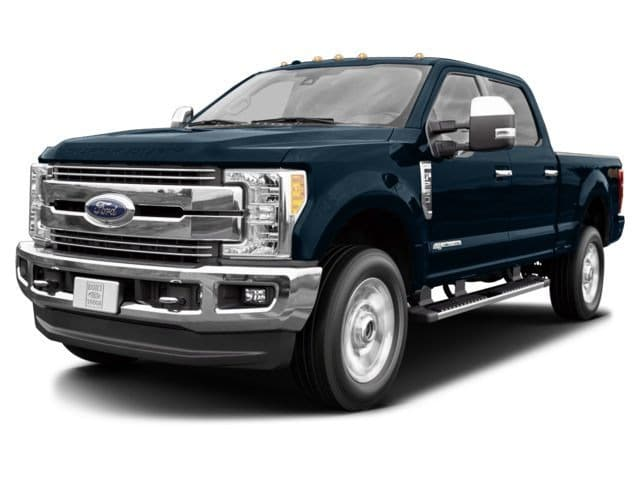 Photo 2017 Ford Superduty F-250 Lariat Truck Crew Cab 4 Valve Power Stroke Diesel V8 B20 Engine
