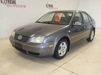 2004 Volkswagen Jetta GLS 2.0L Sedan Front-wheel Drive For Sale   Jackson, MI