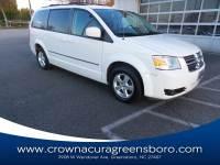 Pre-Owned 2010 Dodge Grand Caravan SXT Van in Greensboro NC