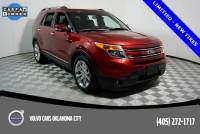 Used 2015 Ford Explorer Limited SUV in Oklahoma City, OK