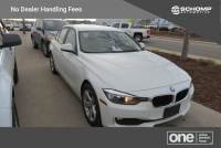 Certified Pre-Owned BMW 2015 3 Series 320i xDrive AWD