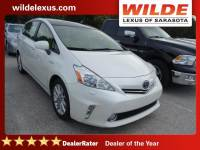 Pre-Owned 2012 Toyota Prius v Five FWD Station Wagon