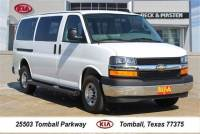 2017 Chevrolet Express 3500 LT Van Passenger Van near Houston in Tomball, TX