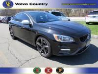 Certified Used 2016 Volvo S60 T6 R-Design For Sale in Somerville NJ   YV1902TP4G2391111   Serving Bridgewater, Warren NJ and Basking Ridge