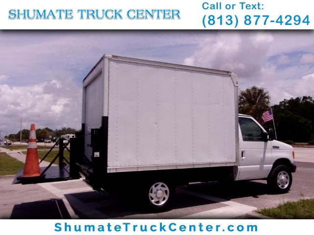 Photo 2007 Ford E-350 Cube Van Liftgate