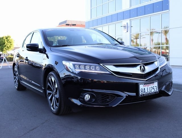 Photo Used 2018 Acura ILX Technology Plus and A-Spec Packages in Cerritos