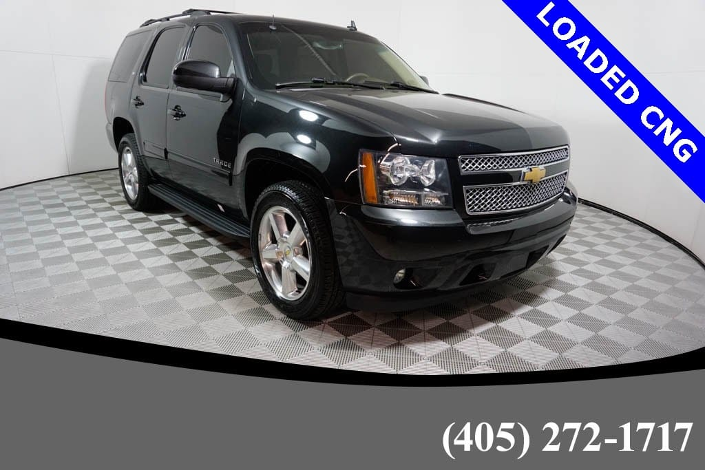 Photo Used 2013 Chevrolet Tahoe LT1 SUV in Oklahoma City, OK