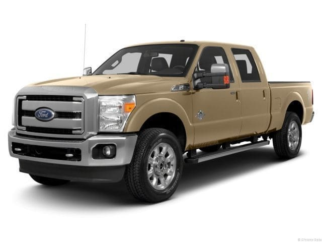 Photo Pre-Owned 2016 Ford F-250 Truck Crew Cab in Jacksonville FL