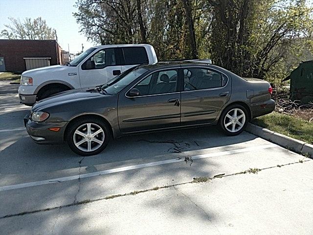 Photo 2002 INFINITI I35 Luxury Sedan