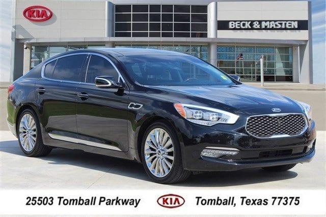 Photo 2015 Kia K900 Luxury RWD Sedan near Houston in Tomball, TX