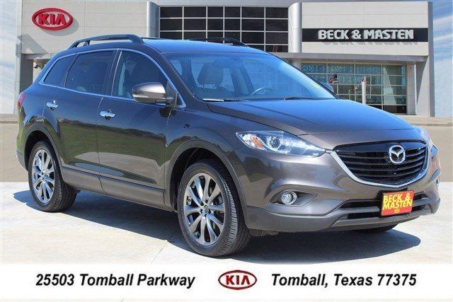 Photo 2015 Mazda Mazda CX-9 Grand Touring SUV near Houston in Tomball, TX