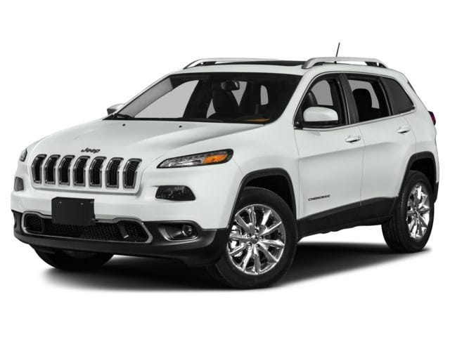 Photo 2017 Jeep Cherokee 4WD Limited 4x4 SUV in Baytown, TX. Please call 832-262-9925 for more information.