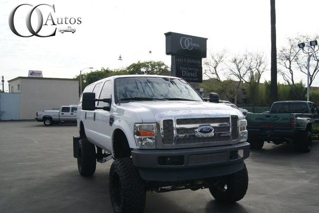 Photo 2003 Ford EXCURSION 7.3 L POWERSTROKE DIESEL EDDIE BAUER 4X4 LIFTED MODIFIED