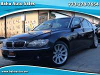 2006 BMW 7-Series 750Li**Nav**Heated Seats**Sunroof