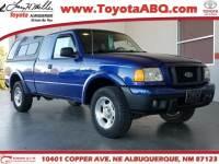 2004 Ford Ranger Truck Super Cab