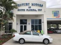 2003 Toyota Camry XLE 1 Owner Clean CarFax Sunroof Leather