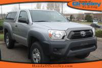 Pre-Owned 2014 Toyota Tacoma Four Wheel Drive Regular Cab Pickup For Sale in Greeley, Loveland, Windsor, Fort Collins, Longmont, Colorado