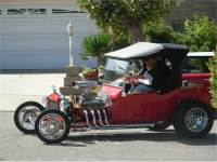 1923 Red Ford T-Bucket