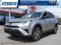 Used 2017 Toyota RAV4 LE for sale in Warwick, RI