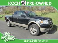 Pre-Owned 2005 Ford F-150 Lariat 4WD