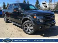 Used 2013 Ford F-150 FX4 Leather, Heated Seats, Sunroof Four Wheel Drive 4 Door Pickup
