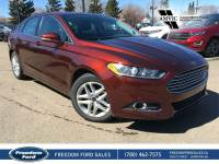 Used 2016 Ford Fusion SE Leather, Backup Camera Front Wheel Drive 4 Door Car