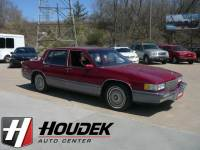 1990 Cadillac DeVille Sedan