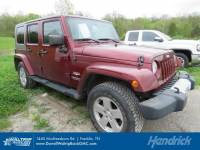 2010 Jeep Wrangler Unlimited Sahara Convertible in Franklin, TN