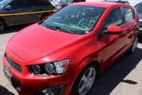 2016 Chevrolet Sonic LTZ Hatchback