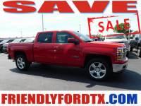 2014 Chevrolet Silverado 1500 LT Truck Crew Cab V-8 cyl near Houston