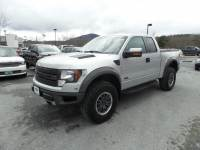 Used 2011 Ford F-150 SVT Raptor Truck Super Cab 4x4 in Bennington, VT
