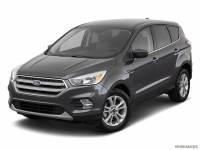 2017 Ford Escape SE SE SUV 4 Cylinder