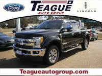 2017 Ford F-250 Super Duty King Ranch 4x4 King Ranch Crew Cab 8 ft. LB Pickup 8 Cylinder