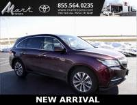 Used 2016 Acura MDX 3.5L w/Technology Package All Wheel Drive, Navigat SUV in Plover, WI